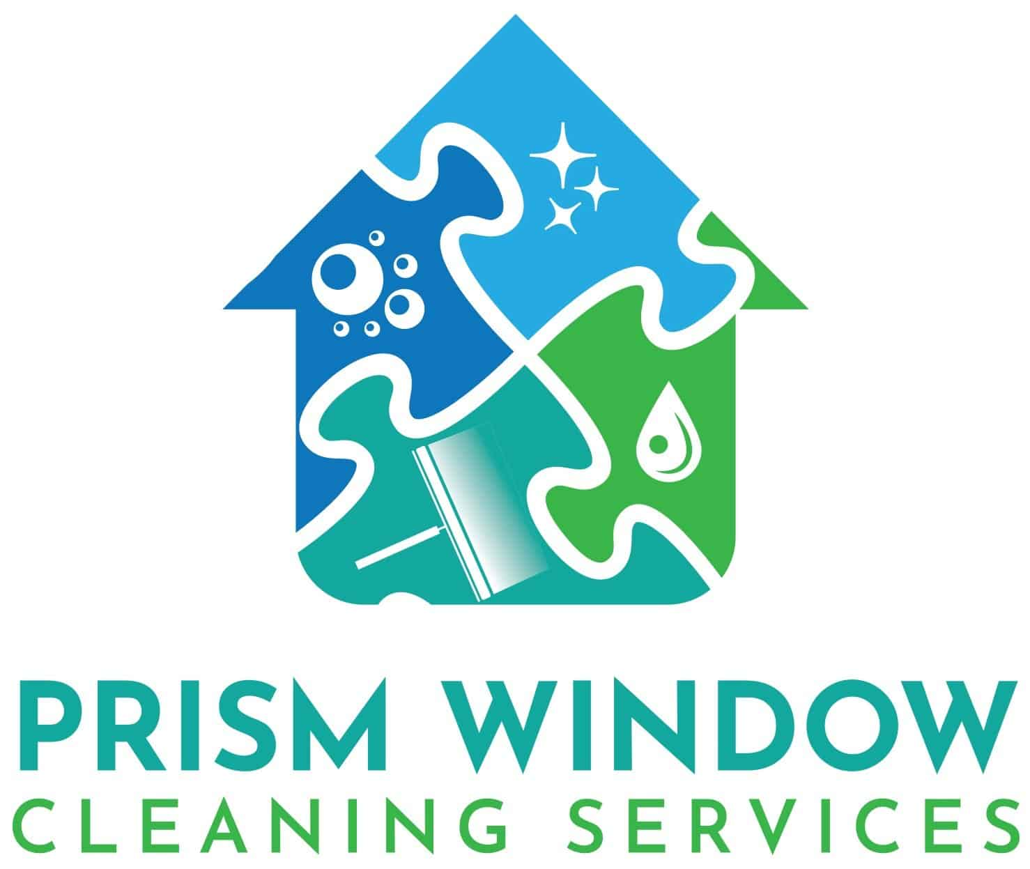 Prism Window Cleaning Logo