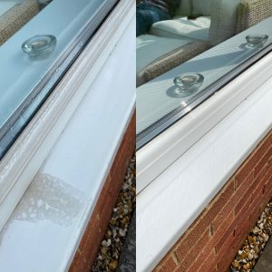 Some before and after pictures from out window cleaners